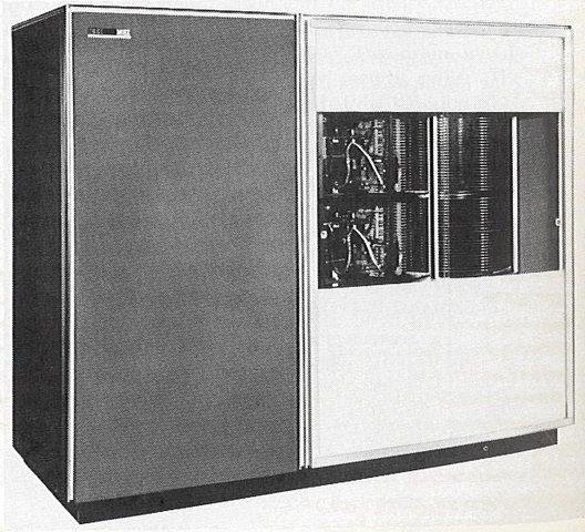Caracteristicas del IBM 1301