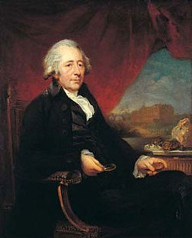 1800 Matthew Boulton Inglaterra