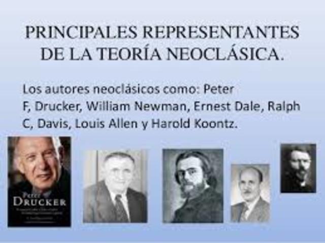 1954Teoria Neoclasica