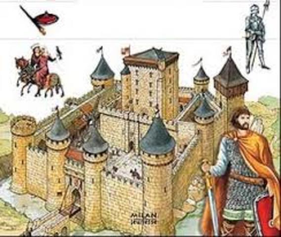 siglo V y el XV. Edad Media