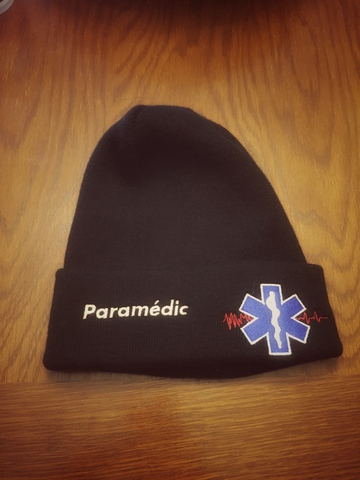 Paramedics recognized in Canada