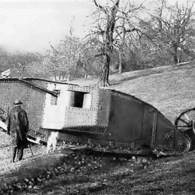 Lühike ülevaade tankide ajaloost timeline