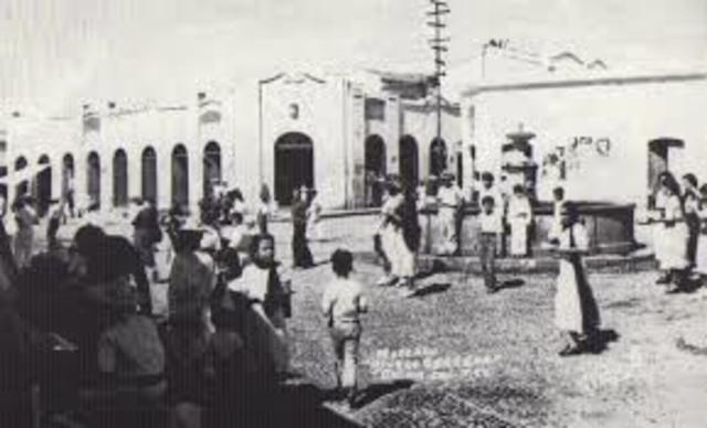 EXPANCION DE LOS CENTROS COMUNITARIOS