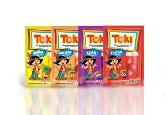 Lanzamiento de Toki