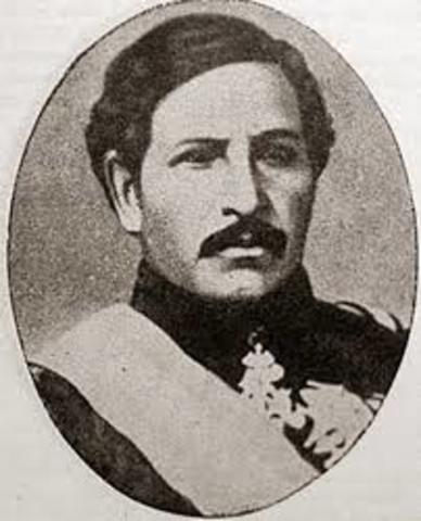 GENERAL JOSÉ RAFAEL CARRERA Y TURCIOS