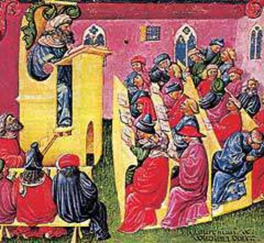 Cristianismo, año 01 Despúes de Cristo