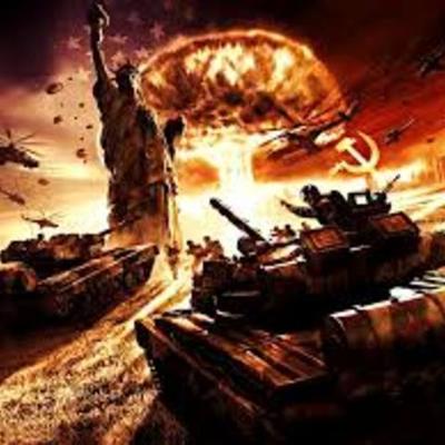 La guerra una y otra vez timeline
