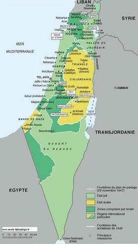 I GUERRA ARABE-ISRAELI