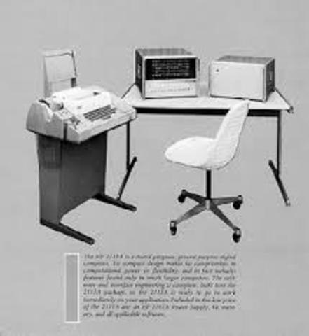 Hewlett-Packard entró en el negocio de las computadoras