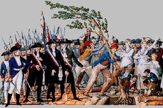 Edad Contemporanéa Revolución Francesa