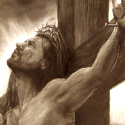 Beginning with the Crucifixion and Resurrection in 33AD timeline