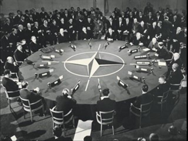 The North Atlantic Treaty