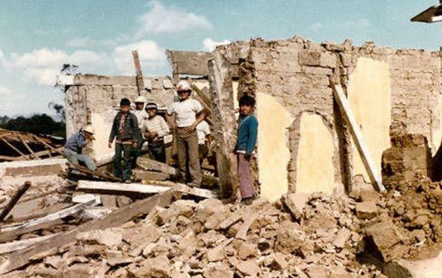 Terremoto afecto la comunidad