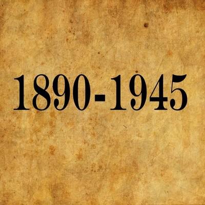 APUSH 1890-1945 Imperialism timeline