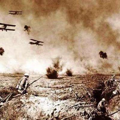1º Guerra Mundial timeline