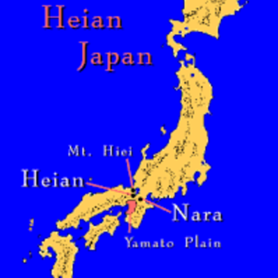 The Nara and Heian Period timeline