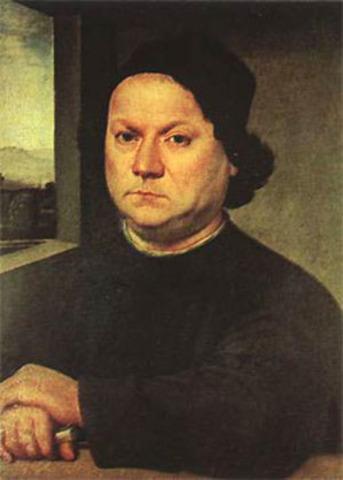 Леонардо ученик флорентийского художника, скульптора и ювелира Андреа дель Верроккьо, Andrea del Verrocchio