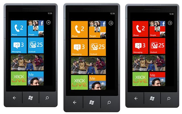 Microsoft lanza Windows Phone 7