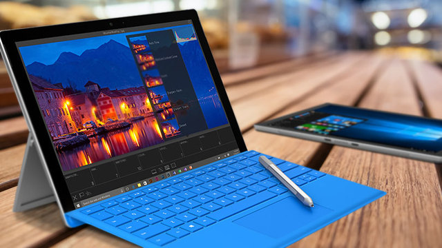 Microsoft presenta