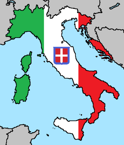 Unification of Italy timeline  Timetoast timelines