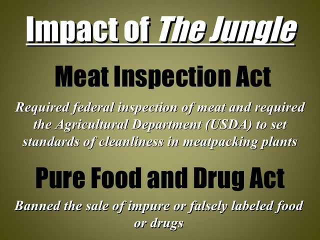 meat inspection act