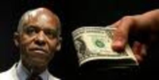 William Jefferson convicted of bribery