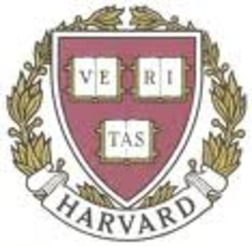Earned a J.D. from Harvard Law
