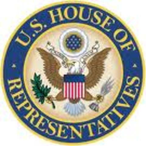 Member of the US House of Representatives