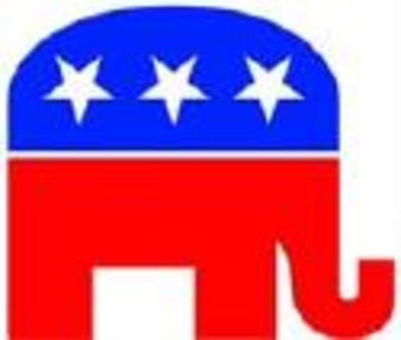 Switched to Republican Party