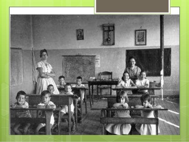 La pedagogia de la educacion en la edad contemporanea for Imagenes de epoca contemporanea