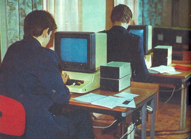 Подготовка программистов в школах Москвы
