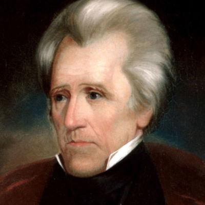 Andrew Jackson / Mary Titesworth timeline