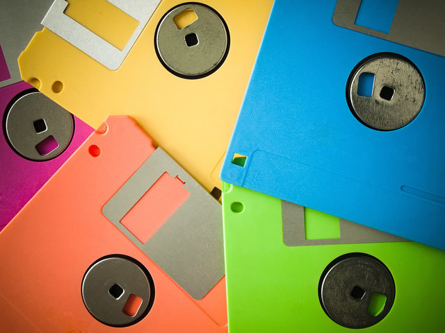 Introduction of the Floppy Disk