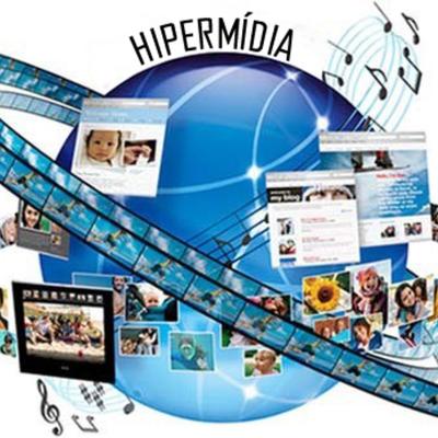 Hipermídia timeline