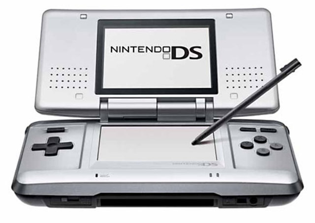 The Nintendo DS