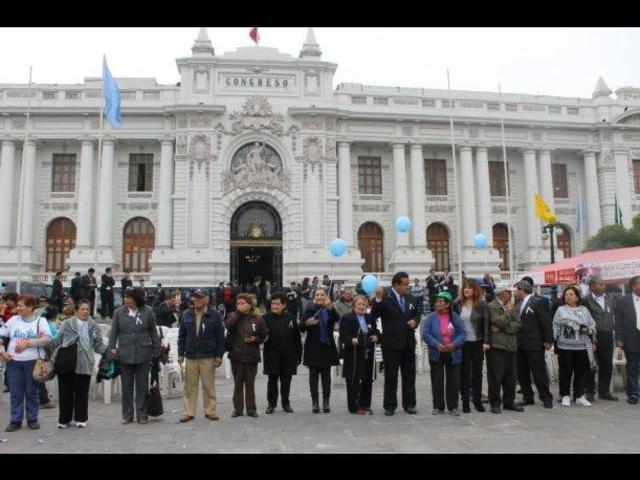 PERU.LEY DE LAS PERSONAS ADULTAS MAYORES