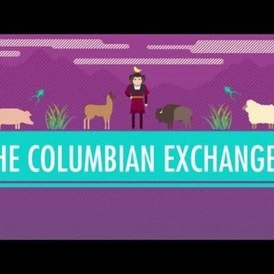 Columbian Exchange Timeline
