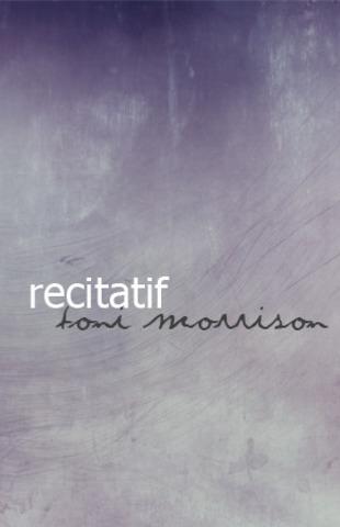"""""""Recitatiff"""""""