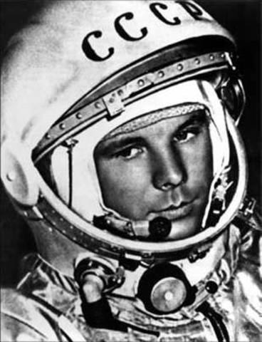 Первый полёт человека в космос - Юрия Алексеевича Гагарина