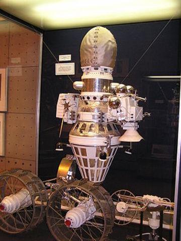"""АМС """"Луна-9"""" совершила первую в мире мягкую посадку на поверхность Луны"""