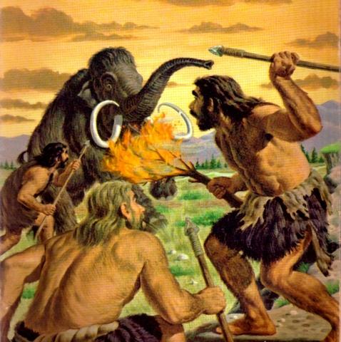 epoca primitiva