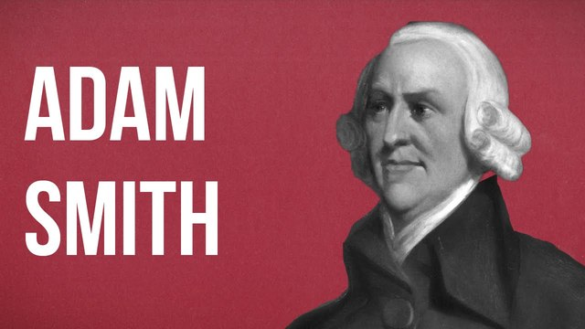 escuela clasica adam smith