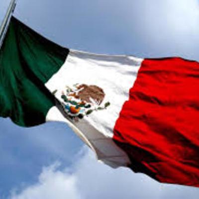 Periodos de Gobierno de Mexico de 1946 al 2012 timeline