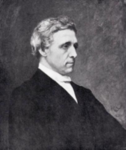 Charles L. Dodgson was born