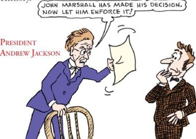 """nullification andrew jackson the natives and As president, adams appoints henry clay as secretary of state  carolina  exposition"""" anonymously calls for the south to revisit the idea of nullification   jackson & his wife his campaigns against the indians killing of deserters in the  army."""