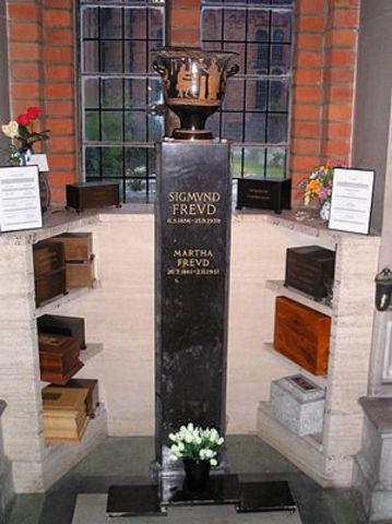 Смерть З. Фрейда
