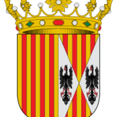 La corona d'Aragó.. timeline