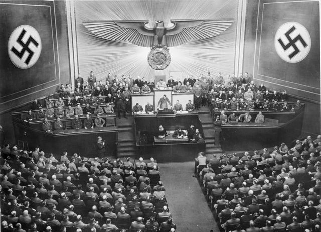 Reichstag elections held.
