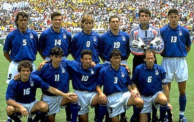 History of Italian National Football Team timeline ...