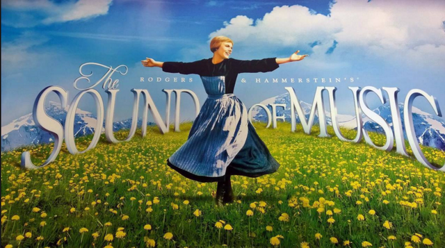 "Stars in ""The Sound of Music"""